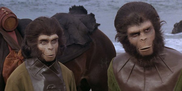 Planet of the Apes characters