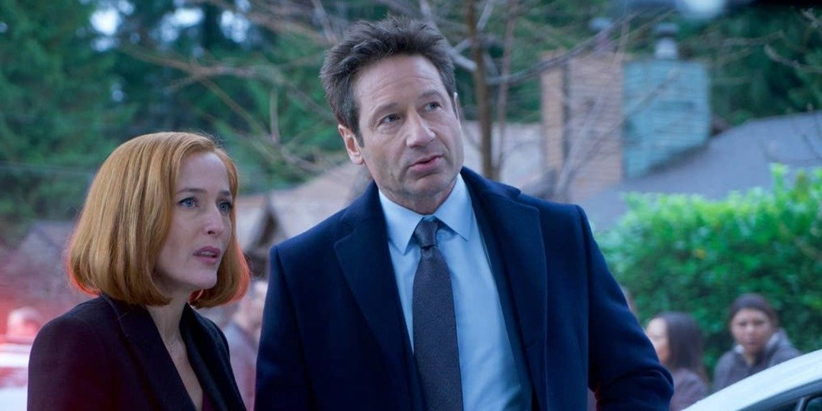 the x files revival scully mulder fox
