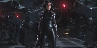 Alita: Battle Angel ready to battle huge robots
