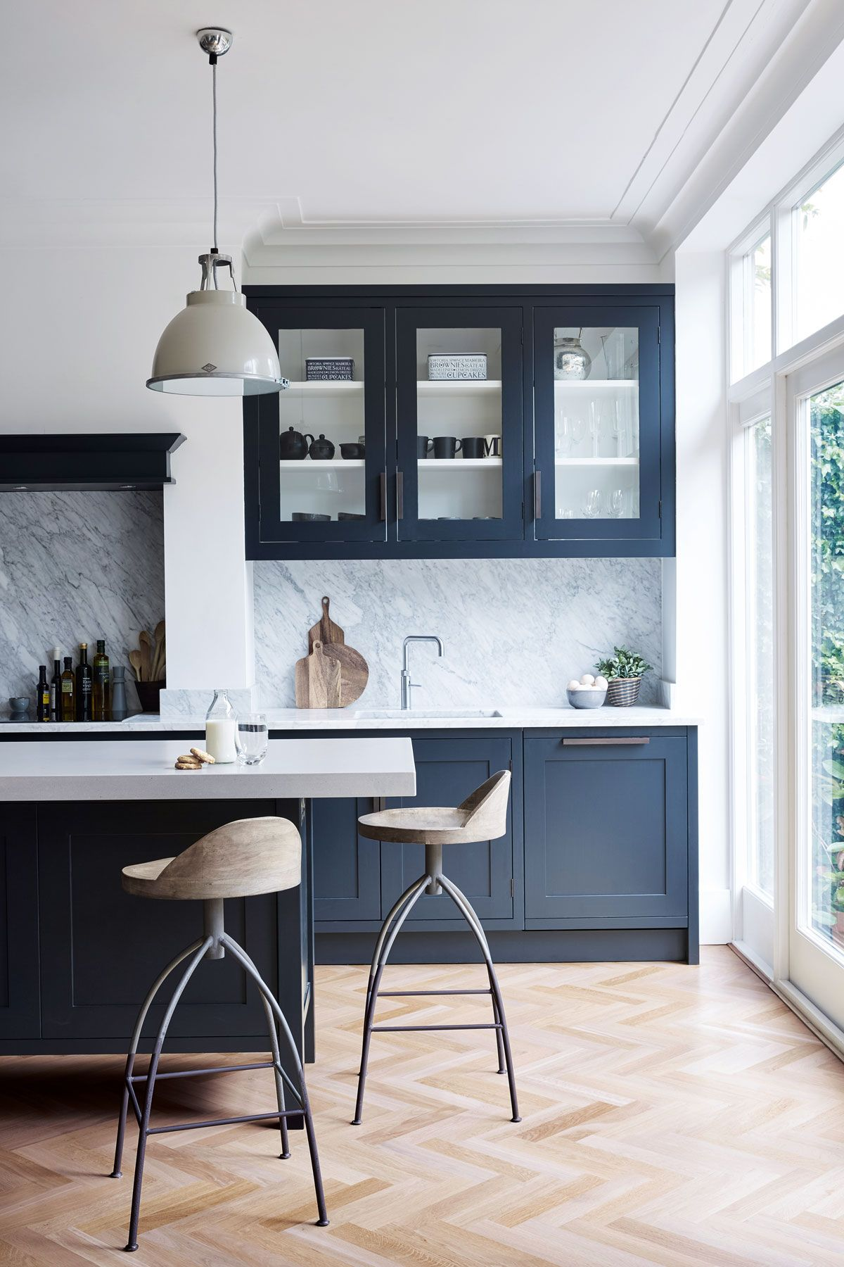 The Kitchen Colour Rules And Pairings That Never Date Livingetc