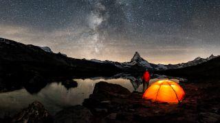 northern hemisphere night sky