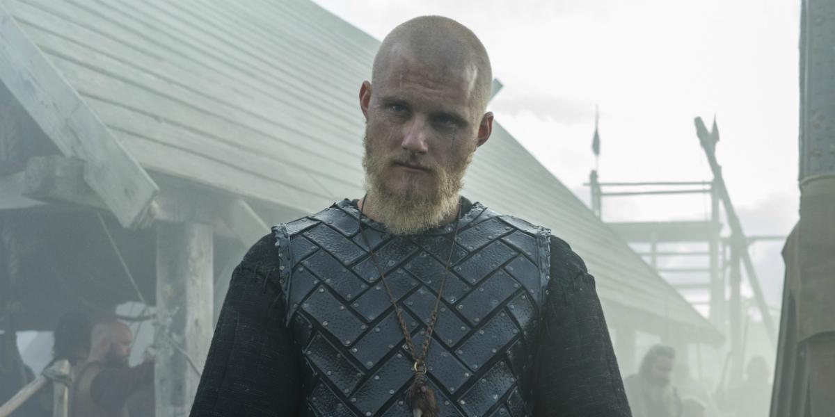 Vikings Bjorn Alexander Ludwig History
