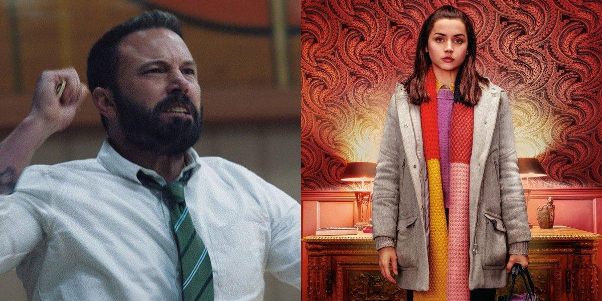 Ben Affleck and Ana De Armas are dating 2020