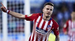 Saul Niguez Manchester United