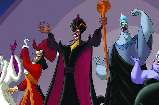 classic disney villains - photo #12