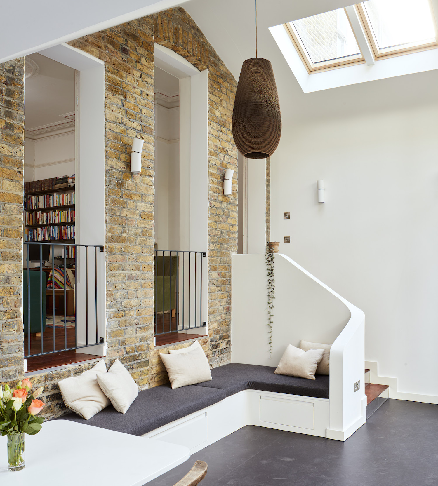 An Old Glass Conservatory Is Swapped For A Stunning Rear Extension