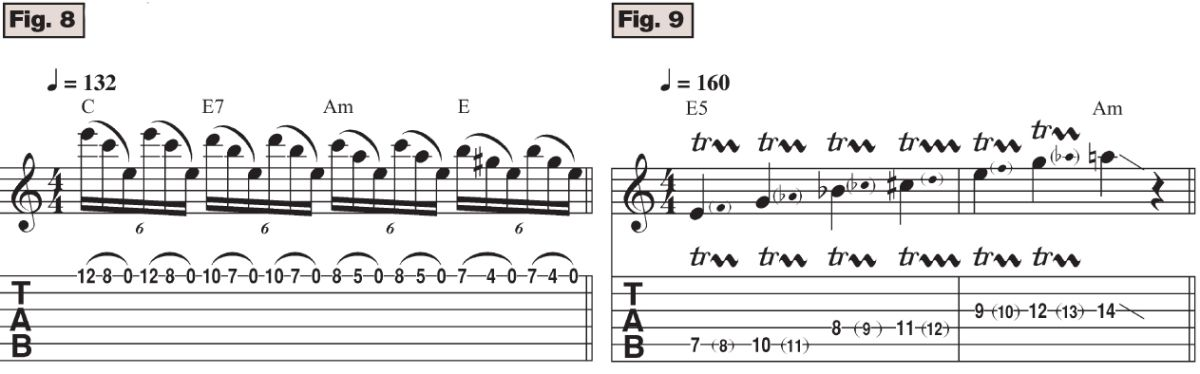 Randy Rhoads' Scales, Blues Licks and Daring Chromatic