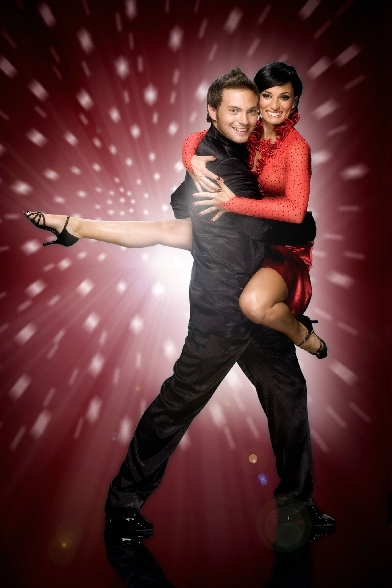 Strictly Come Dancing: Matt's feeling the strain
