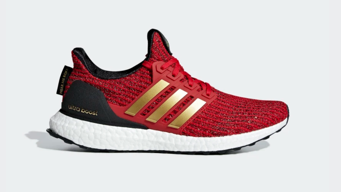 Adidas Ultraboost x Game of Thrones sneakers have nearly