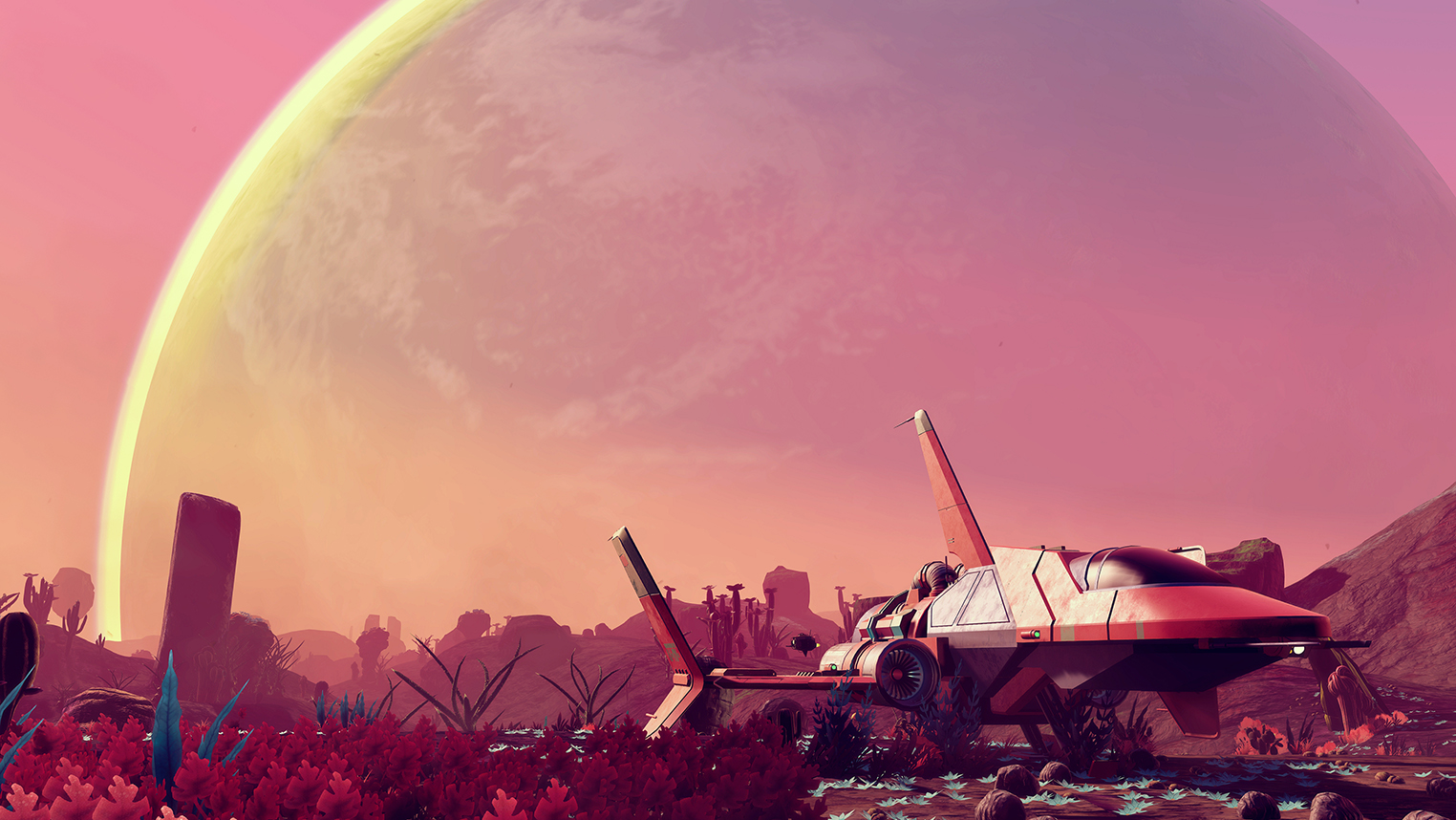 "No Man's Sky will ""reveal itself to be all that it can be"" in time, Sony exec says"