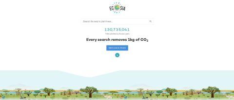 Ecosia Review Hero