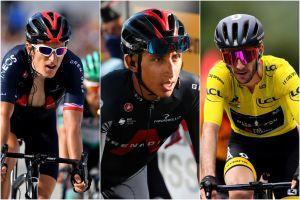 Sir Dave Brailsford announces Ineos Grenadiers leadership for Giro d'Italia, Tour de France and Vuelta a España