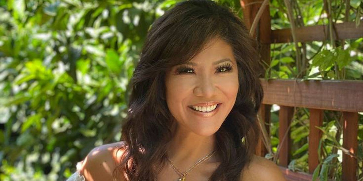 Julie Chen smiling Big Brother CBS