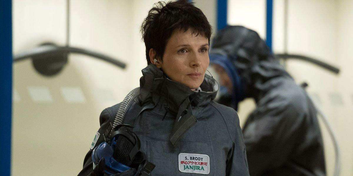 Godzilla 2014 Juliette Binoche