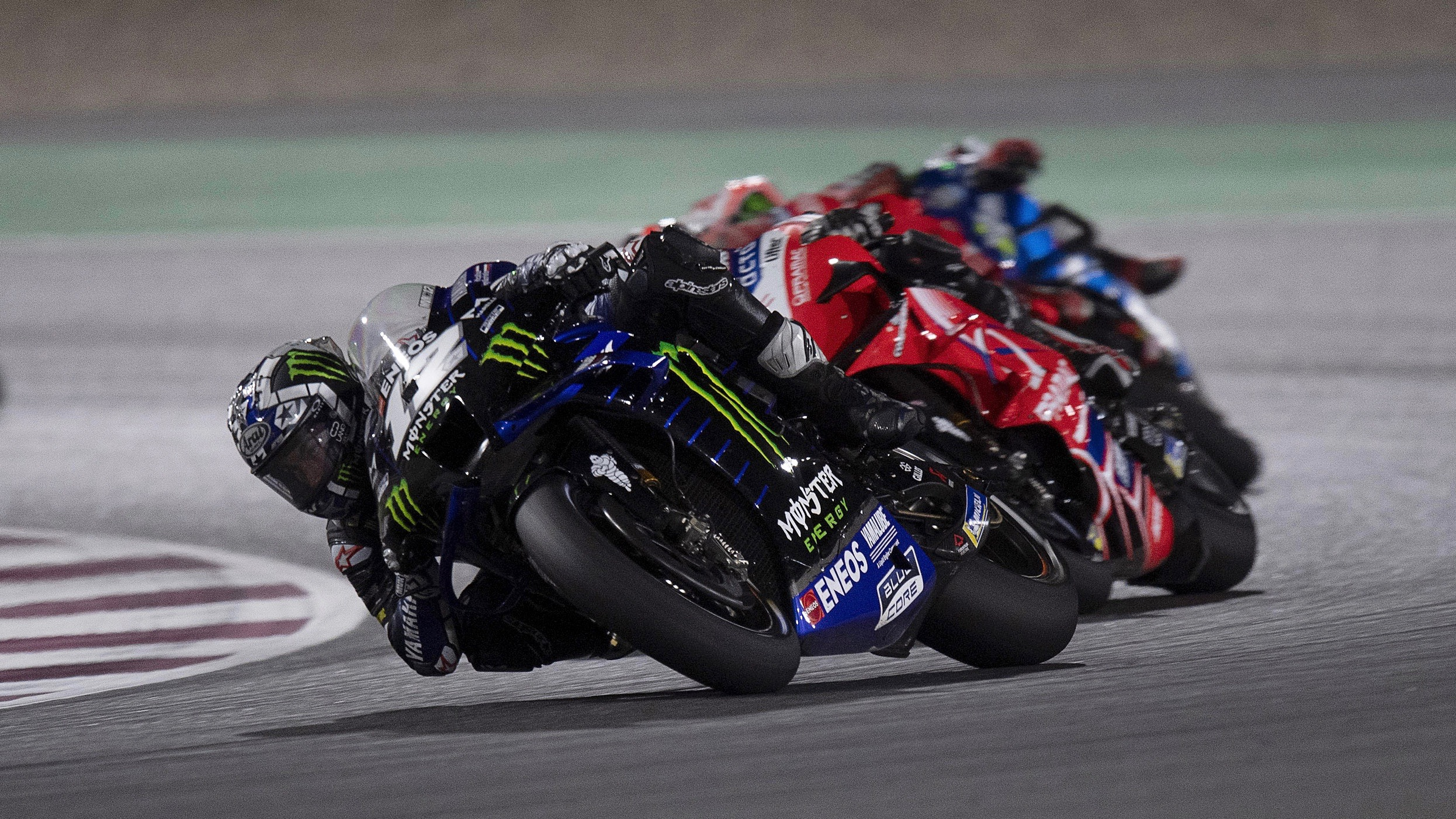 MotoGP Doha live stream 2021: how to watch race online from anywhere thumbnail