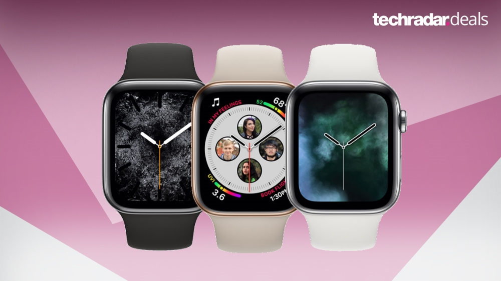 55d8d29d21c7 The best Apple Watch 4 prices and deals in April 2019