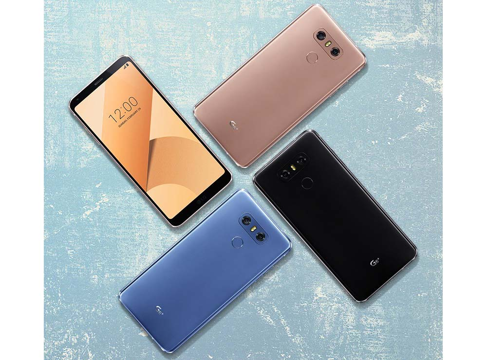 LG G6+ vs LG G6: What's the Difference? | Tom's Guide