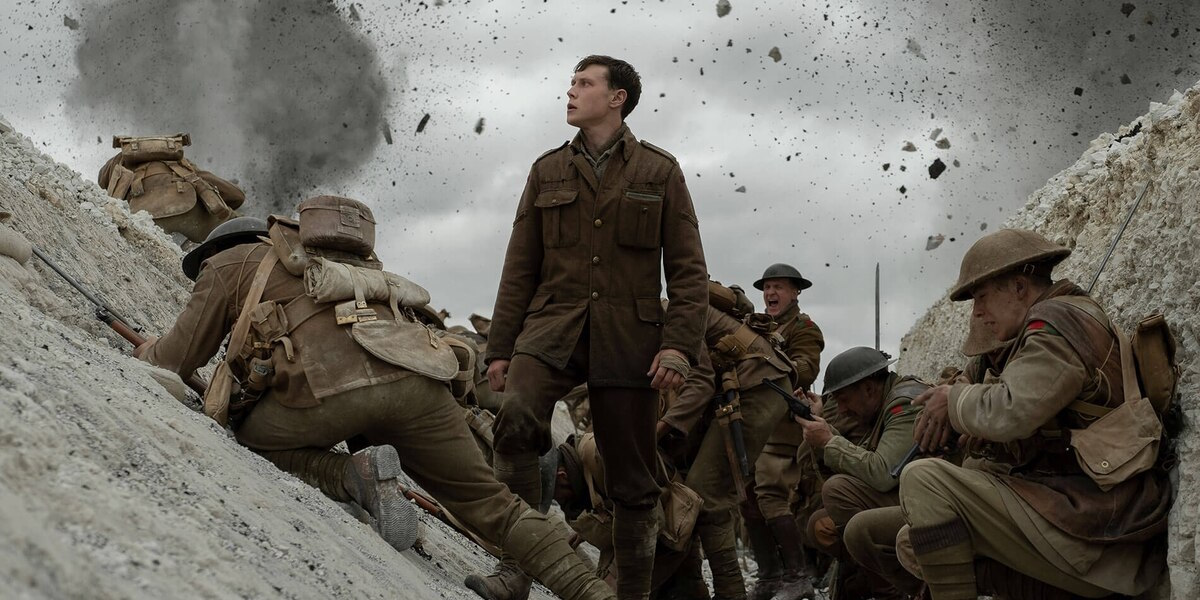 Sam Mendes Explains Why 1917 Needed To Feel Like One Long Shot