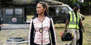 ncis hawaii series premiere jane tennant vanessa lachey cbs