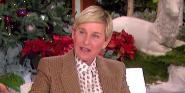 Ellen DeGeneres Reveals Positive COVID-19 Diagnosis In Message To Fans