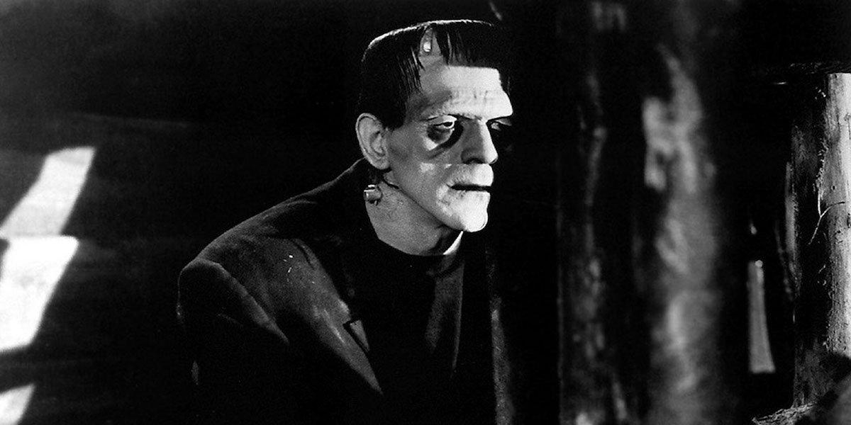 Frankenstein in 1931 movie