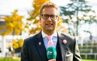 Ed Chamberlin Cheltenham Festival ITV presenter