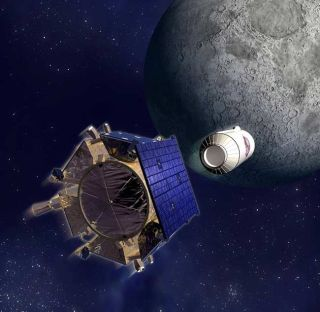 NASA Takes Aim at Moon with Double Sledgehammer