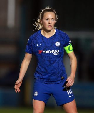 Chelsea v Birmingham City – Women's Super League – The Cherry Red Records Stadium
