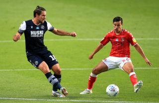 Charlton Athletic v Millwall – Sky Bet Championship – The Valley