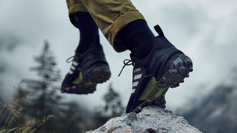 best men's walking shoe: Adidas Terrex Swift R3 Gore-Tex