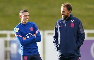 England Training – St George's Park – Tuesday October 5th
