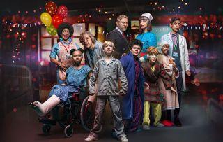 The Midnight Gang - starring David Walliams