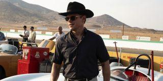 Matt Damon in Ford v. Ferrari
