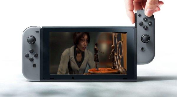 Syberia 1 Nintendo Switch