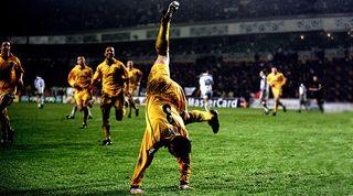 Leeds Champions League 2000/01