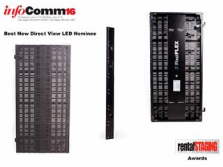 PixelFLEX to Showcase LED Video Solutions at InfoComm 2016