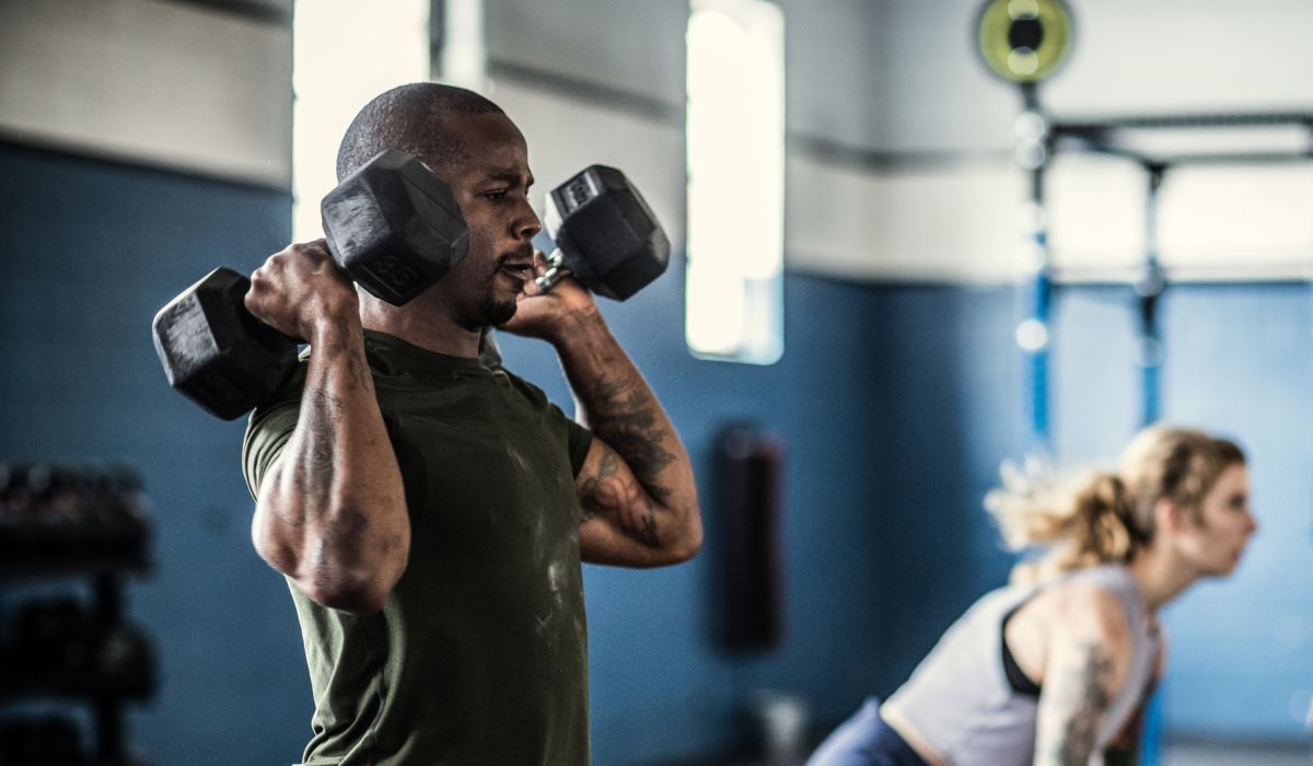 This 30-minute dumbbells sweat session is the ULTIMATE anti-ageing workout