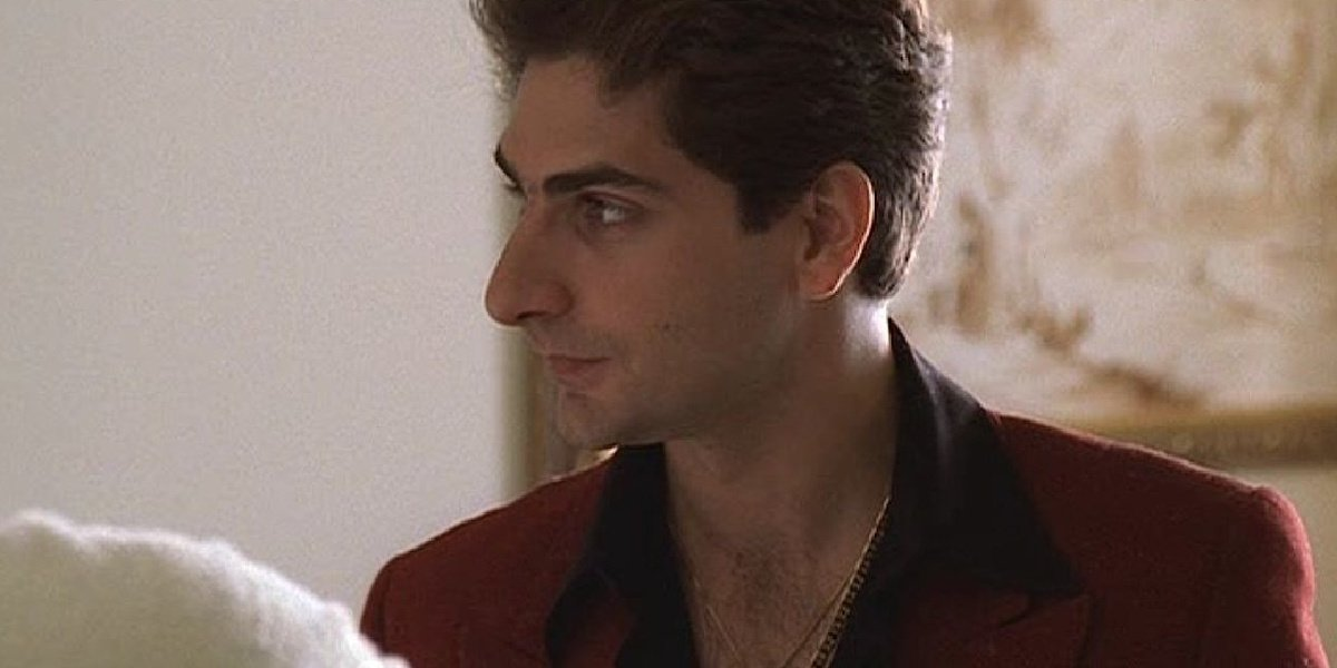 Christopher in The Sopranos.