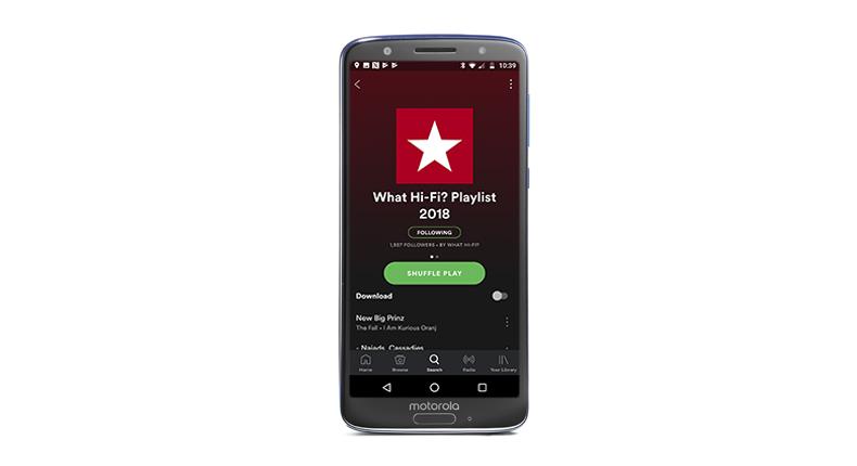 Motorola Moto G6 review | What Hi-Fi?