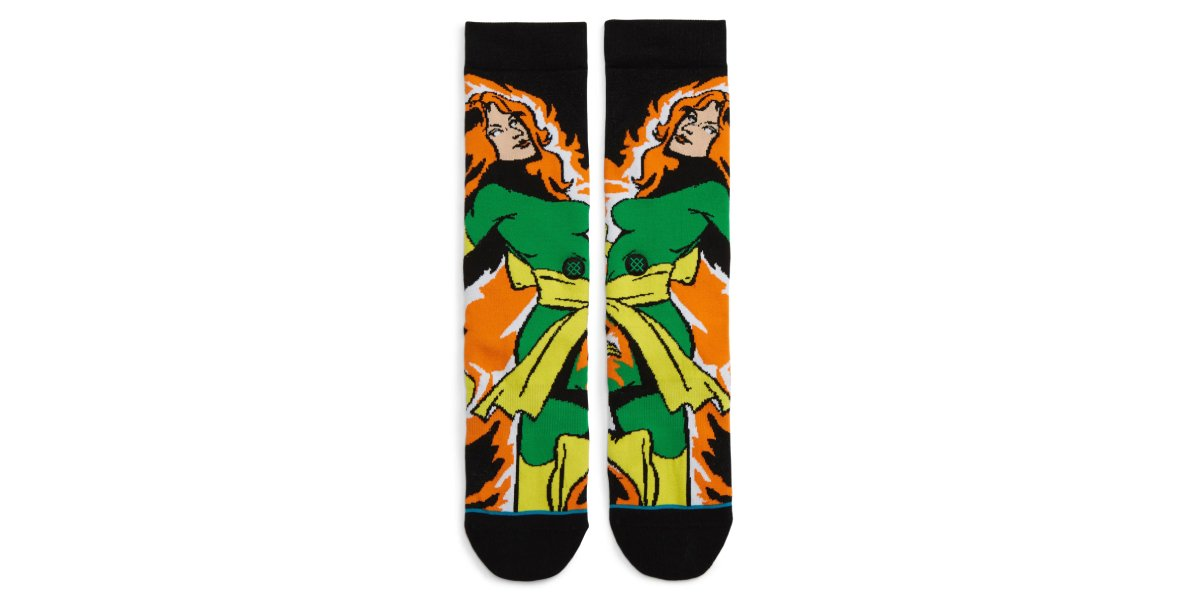X-Men Jean Grey Socks