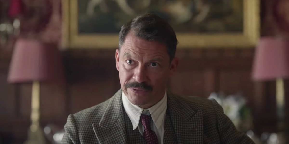Dominic West in The Pursuit of Love