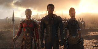 Black Panther in Endgame