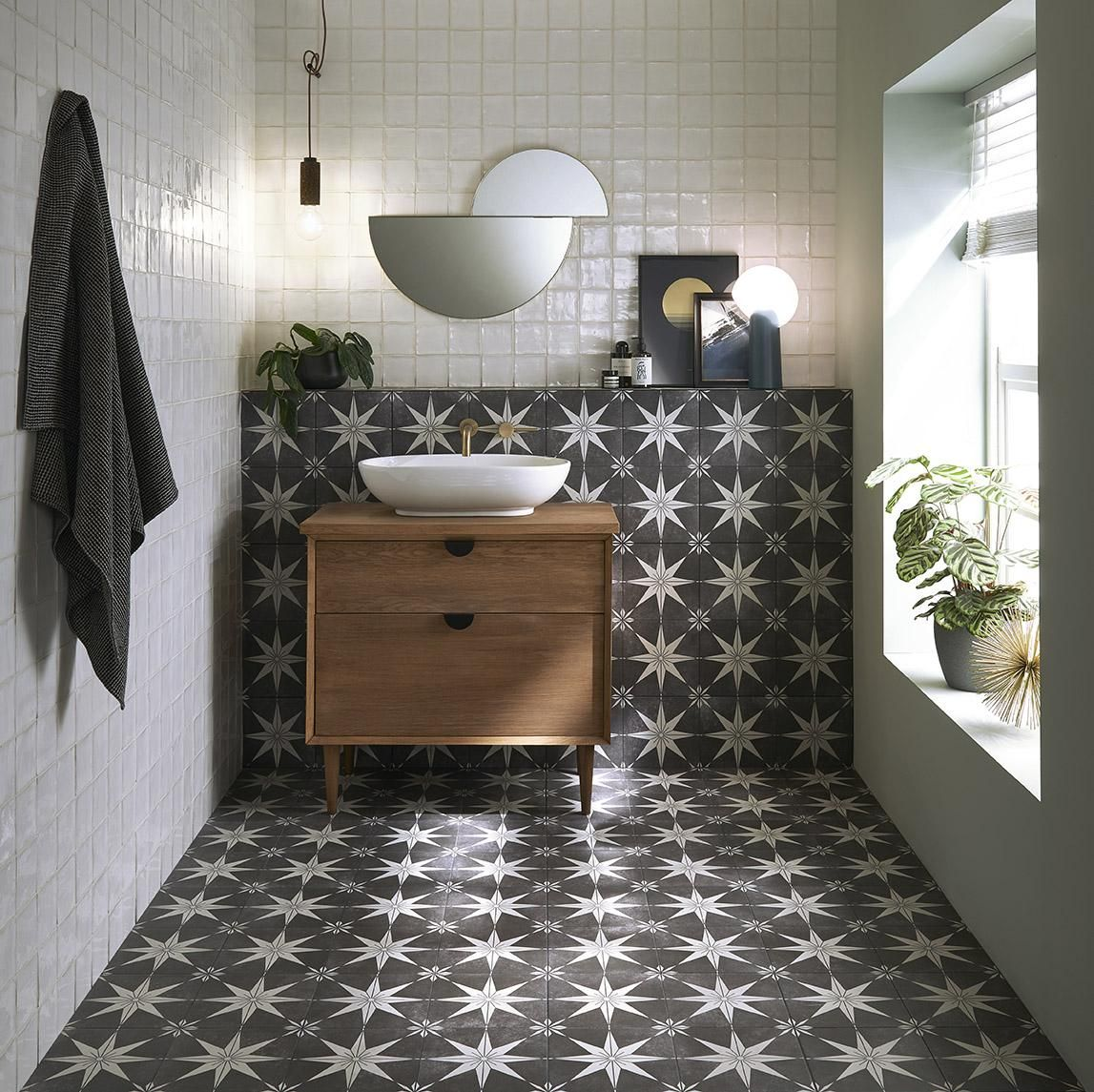 How To Clean Grout The Best Ways To Tackle Shower Wall And Floor Tiles Real Homes