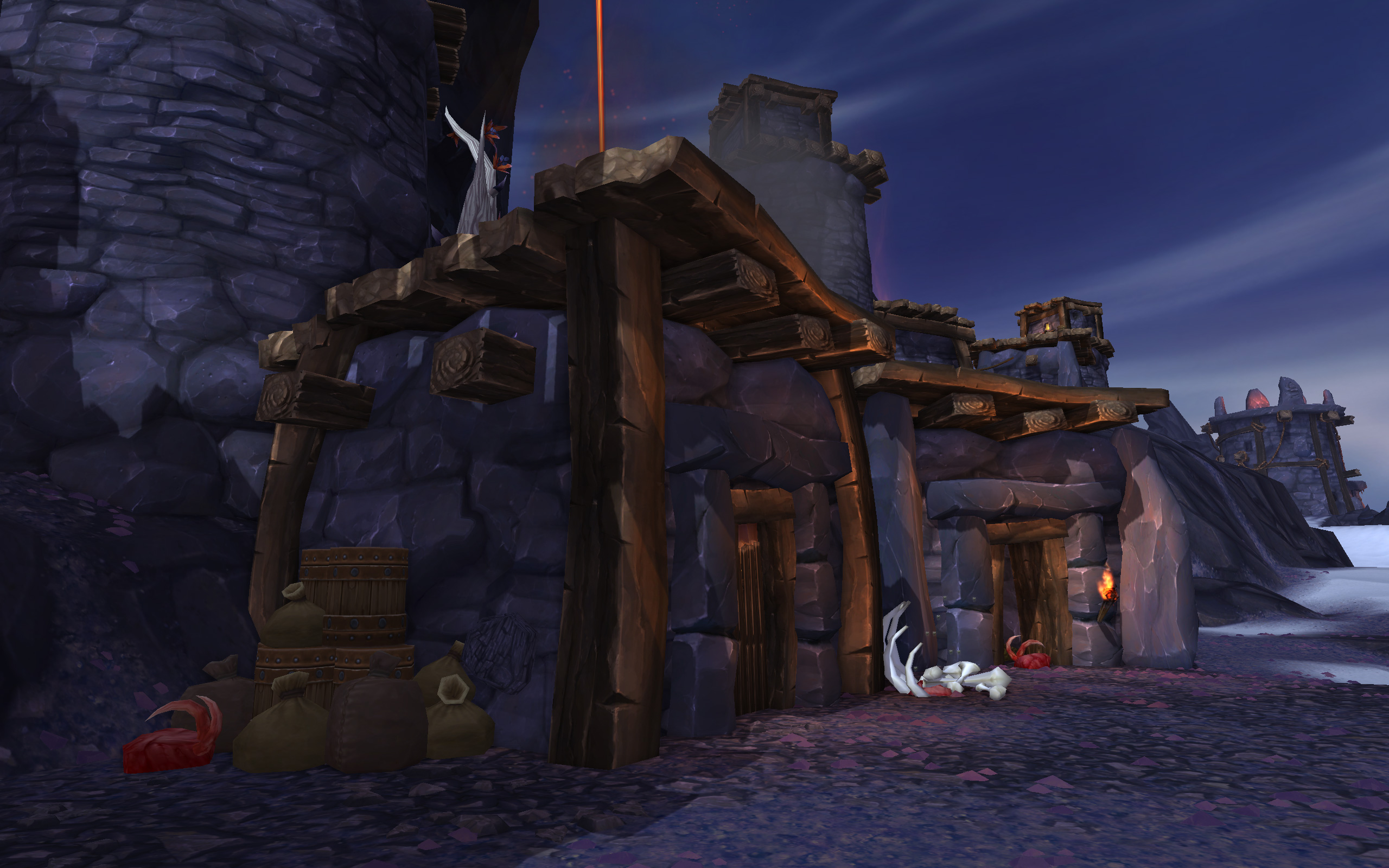 World Of Warcraft: Warlords Of Draenor Screenshots Travel To First Dungeon #30650