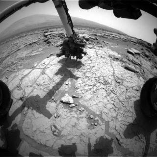 Curiosity Drill Place