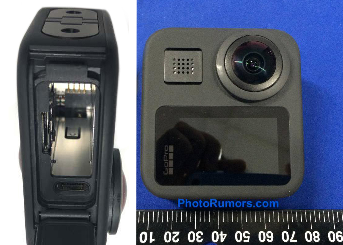 ANOTHER GoPro release? Leaked GoPro Max pictures show new 360 camera | Digital Camera World