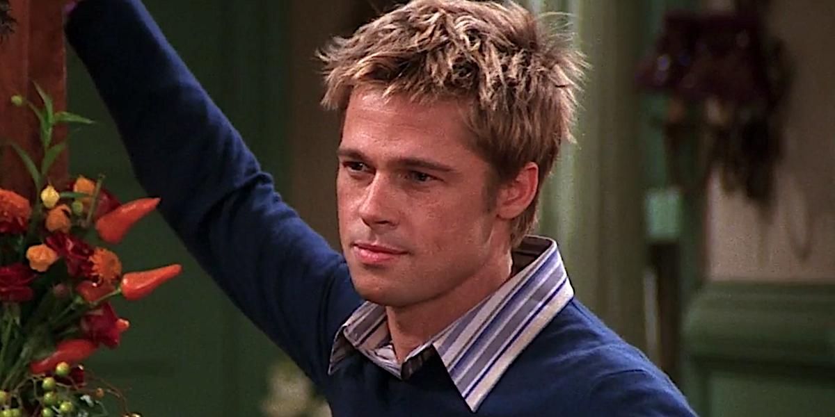 Friends Brad Pitt as Will
