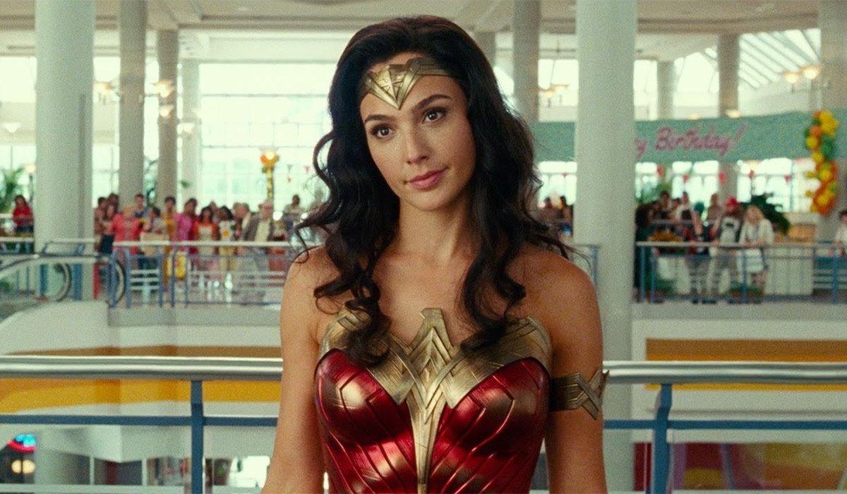 Gal Gadot as Diana Prince in Wonder Woman 1984
