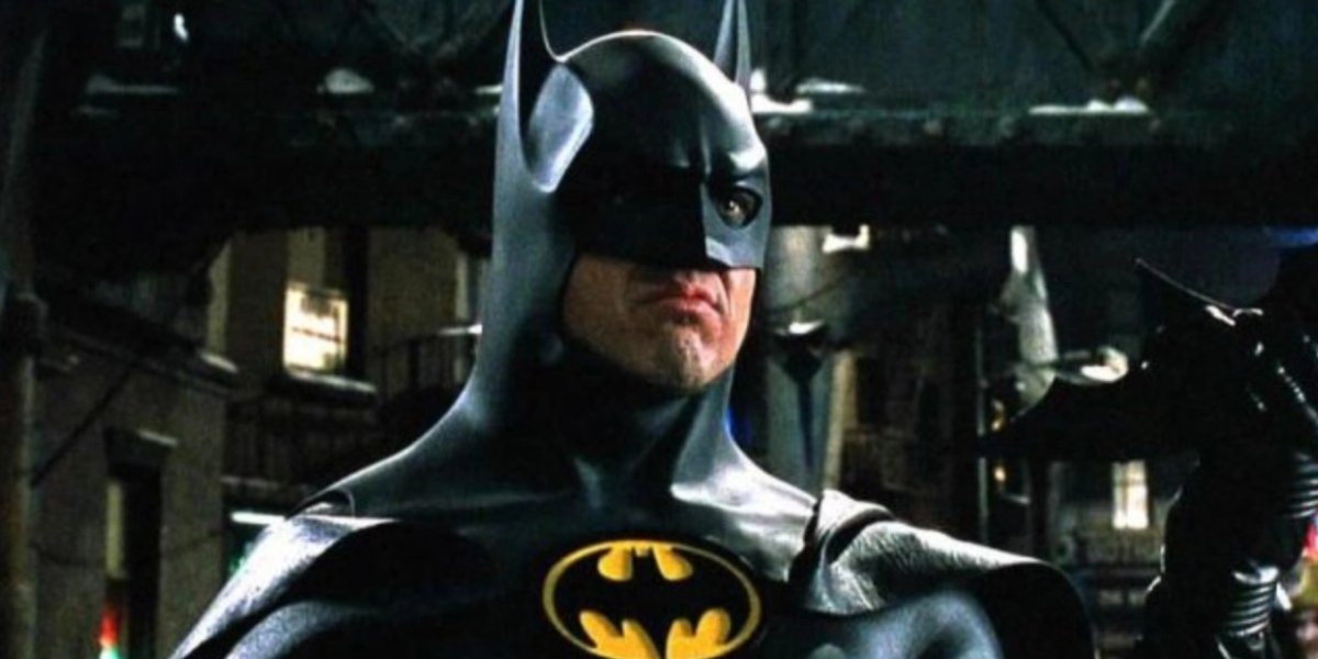 Michael Keaton in Batman Returns