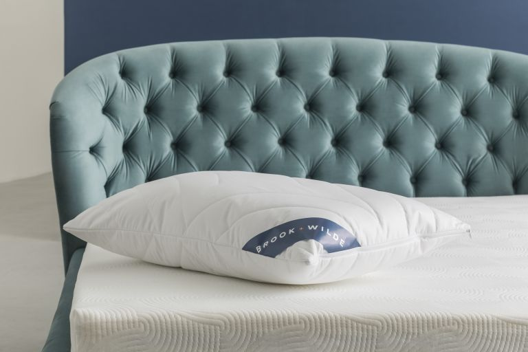 Brook + Wilde Everdene Cooling Pillow review by Real Homes